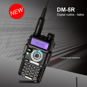Baofeng ce0678 uv 5r dmr rádio digital vhf uhf banda dupla walkie talkie