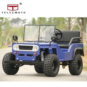 Telee Kids Mini Jeep 110cc 125cc 150cc