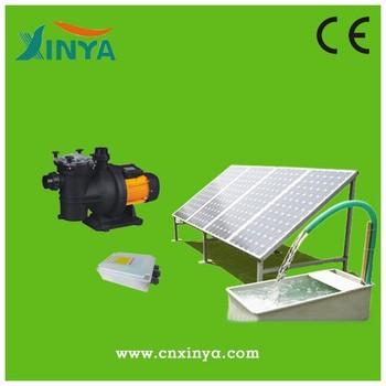 Solar Powered Swimming Pool Pumps Buy Solar Powered Swimming Pool Pumps Dc Solar Pump Product