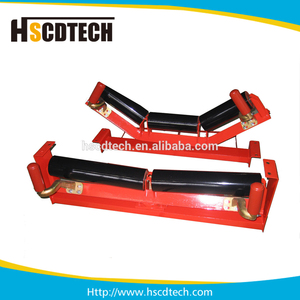 v type conveyor roller for coal