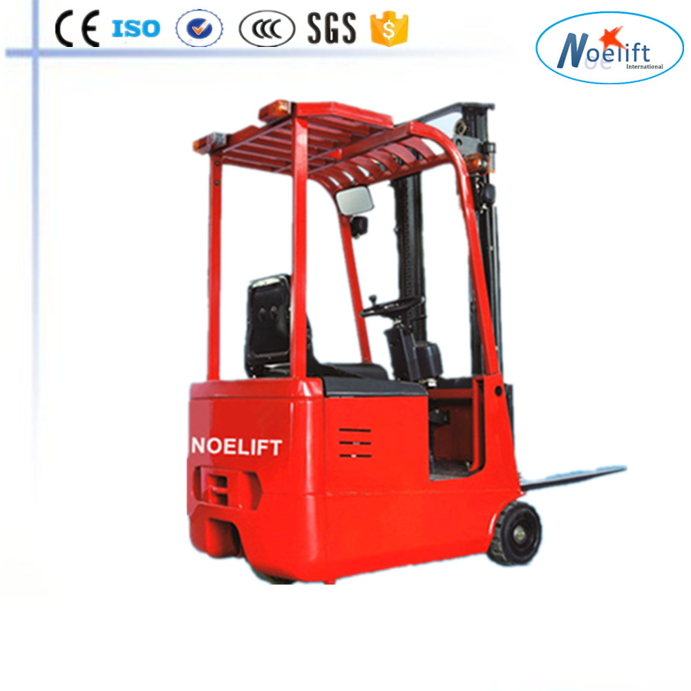 Move with Ease 1000kg 1500KG 1.5T three wheel electric forklift