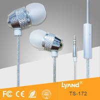 OEM factory headset consumer electronics ananas earphone