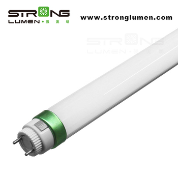 2019 T8 led tube 110lm/w-175lm/w 20w project use