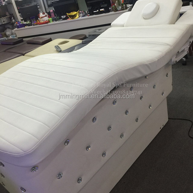 Mingmei electric massage bed beauty facial bed