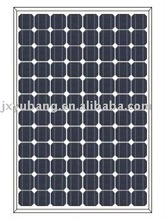 YB125M72-220W Cheap High efficiency 220W 24V Mono solar panel pv panel photovoltaic panel CE ISO Certified