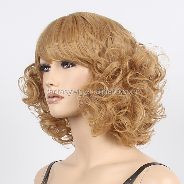 Ladies Wigs Designs Pictures 1960s Vintga Women Cheap Short Kolkata Hair Wig