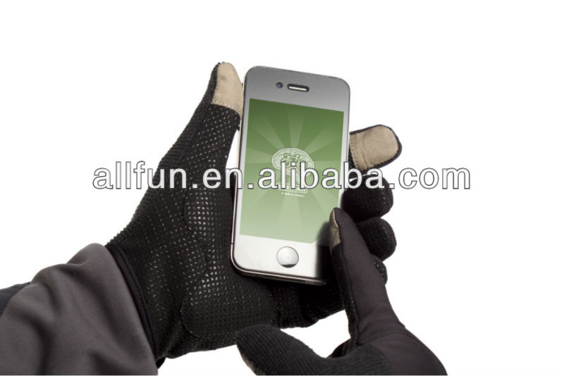 2015 smart touch gloves touch