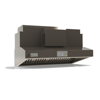 chinese commercial kitchen exhaust range hood