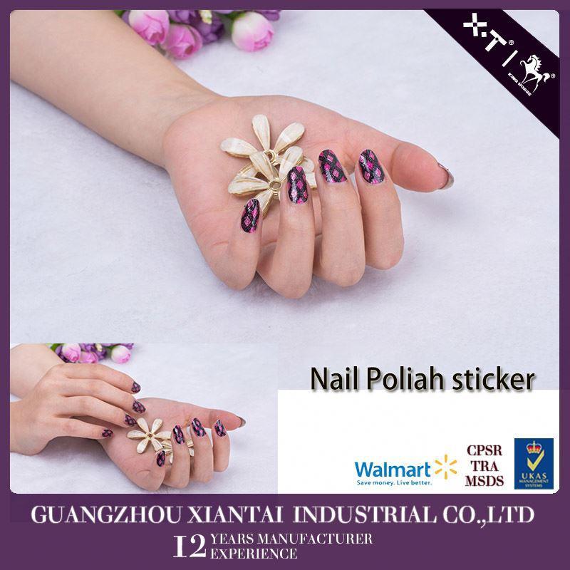 Nail Tip Stickers Minx Metallic 2015 Hot Nail Foils Wraps - Buy Minx ...