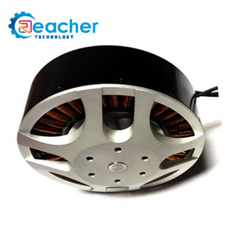 New coming outrunner high power 45kw brushless dc motor for High power brushless dc motor