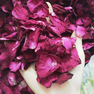 Rose petals large quantity for export directly from Kunming base