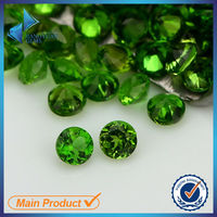 2016 high quality factory price natural stone chrome diopside