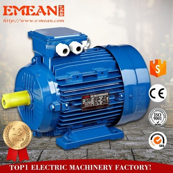 20hp 15kw Starting Capacitor Ac Synchronous Motor For Vacuum