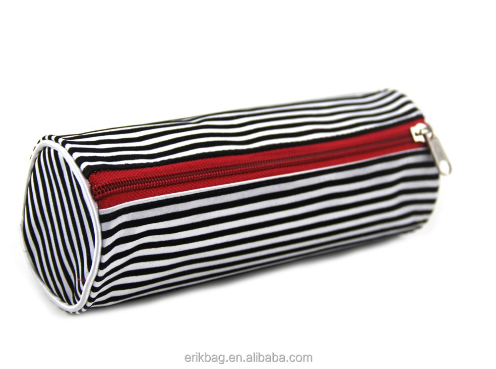 Fashion School Stain Pencil Bag with Zipper