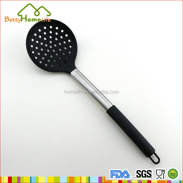 Good Kitchen Skimmer Silicone Cooking Utensils Set