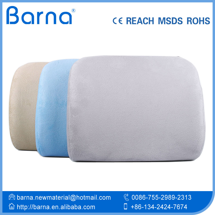 Back Pain Relief Car Seat Lumbar Support Cushion Slow Rebound Back Support Pillow High Quality Chair Cushions