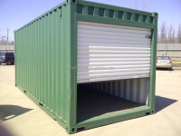 prefabricated shipping container garage, garage container carport