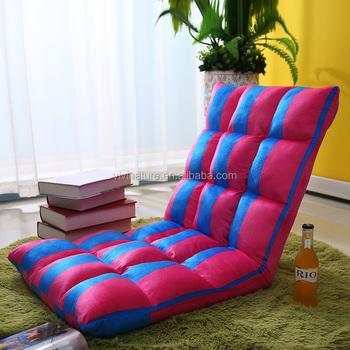 Entspannen Freizeit Kinder Faltbar Boden Stuhl Und Multi Winkel