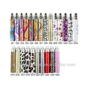 wax vaporizer e cig ego k/ego Q dragon design ego battery