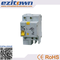 High reputation lowest price earth leakage circuit breaker circuit breaker with overload protection