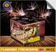 liuyang chinese pyro fireworks 36shots cakes for hot selling