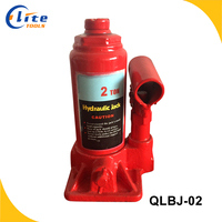 2T small size hydraulic bottle jack car jack