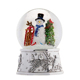 Wholesale Custom Made Cheap Christmas Resin Snowman Snow Globe