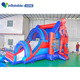 Commercial hero inflatable bouncer with multi theme cheap small indoor inflatable bouncer kids spiderman