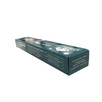 Accept Custom Long Aluminum Tube Corrugated Packaging Box With 4 Color Printing