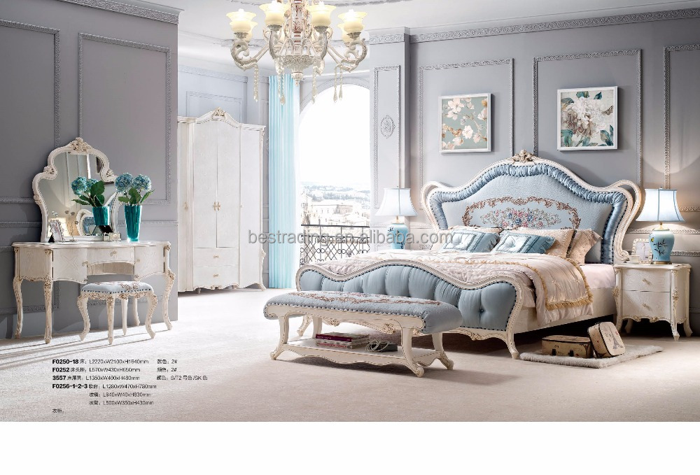 French classic style royal home use furniture