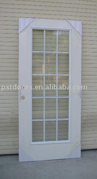 Patio puertas met licas puertas de cristal del metal for Puertas de metal con vidrio