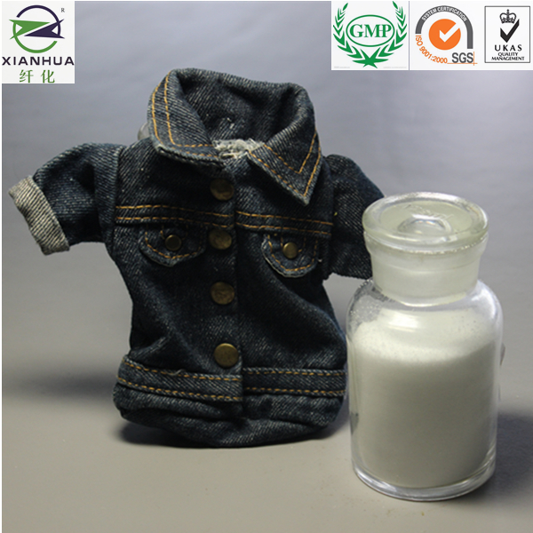 Lycra protection anti back staining agent for denim fabrics manufactured in China