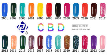 Cbd Best Temperature Color Changing Nail Polish Brands Factory