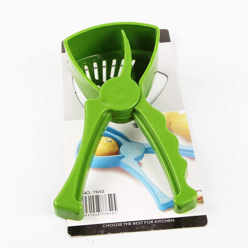 Food Grade Handleiding Plastic Citroen Juicer/Fruit Juicer/Oranje Squeezer