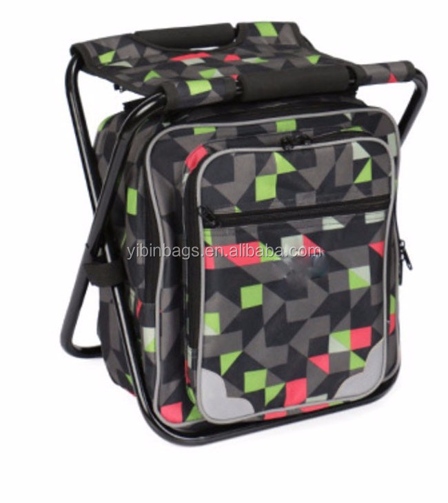 2 en 1 port til desmontable mochila taburete plegable con for Portatil desmontable
