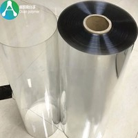Clear Transparent PET Rigid Sheet with PE Film for Thermoforming