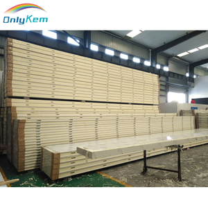 Wholesale price cold room PU panels, walk in cooler panels price