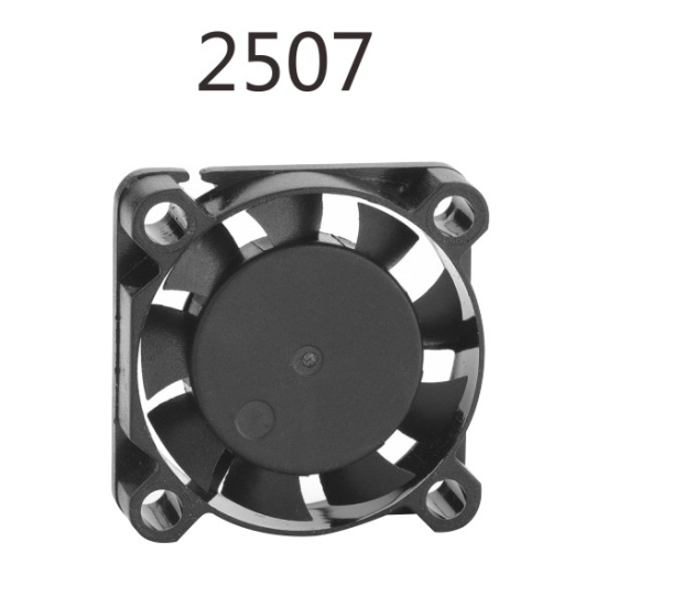 60x60x20 mini dc brushless cooling fan 4000RPM 12v 24v 60mm axial flow exhaust fan