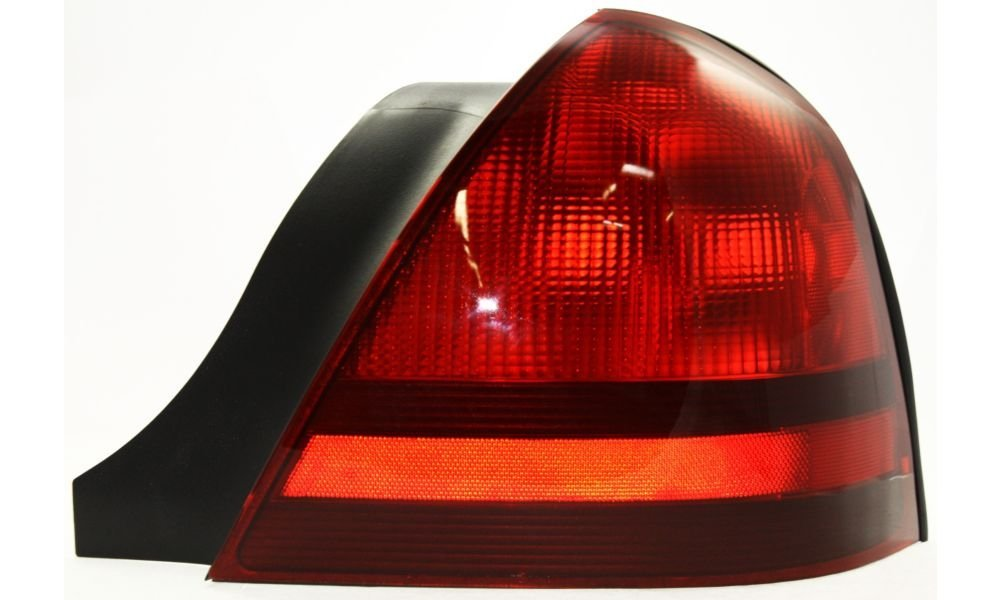 Evan-Fischer EVA15672029827 Tail Light for Mercury Grand Marquis 03-11 RH Lens and Housing Right Side Replaces Partslink# FO2801173