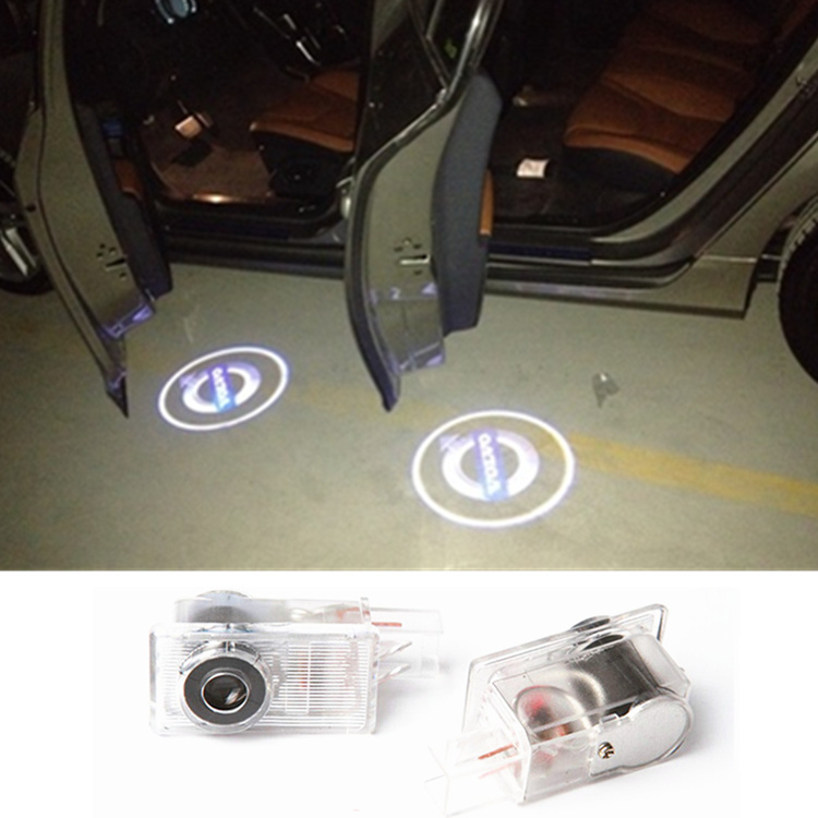 2019 Led Car Volvo Door Courtesy Laser Projector Logo: Volvo Door Lights & 2018 Automobiles Car Light Source Led