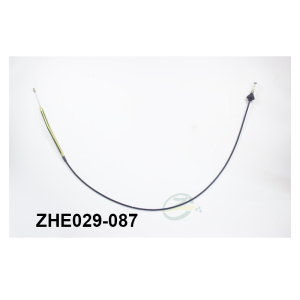 Car engine hood release cable for SGMW chevrolet ,wuling auto spare parts 1137 mm