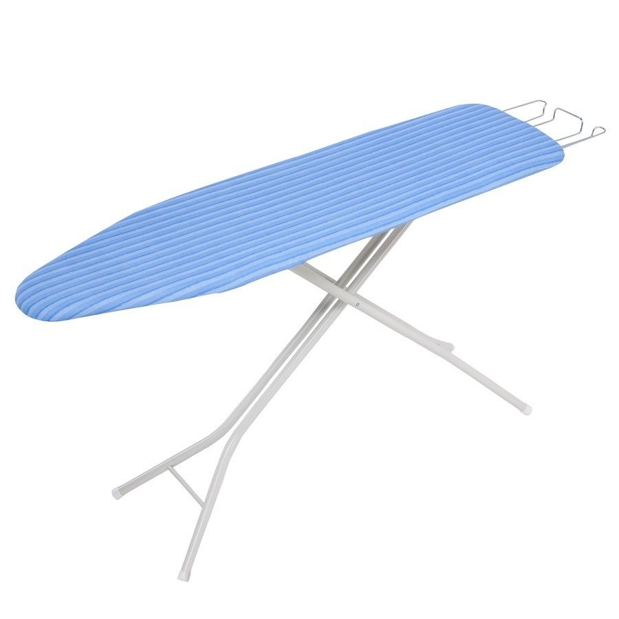 colorful wood ironing table