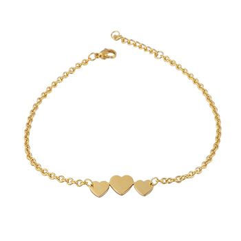24 Carat Gold Bangle Heart Design With Price Quote Blank Bracelet