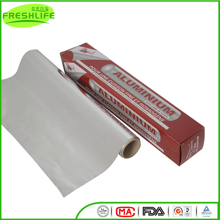 New coming aluminum foil roll embossed aluminum foil paper for lid