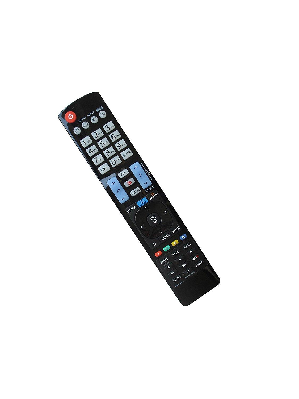 Replacement Remote Control Fit For LG 47LA790V 47LA790S 55LA790V 37LN5405 42LN5405 32LN5406 39LN5406 42LN5406 47LN5405 32LG50-UA 32LG70-UA 42LG70-UA 52LG70-UA 47LG90-UA Smart 3D Plasma LCD LED HDTV TV
