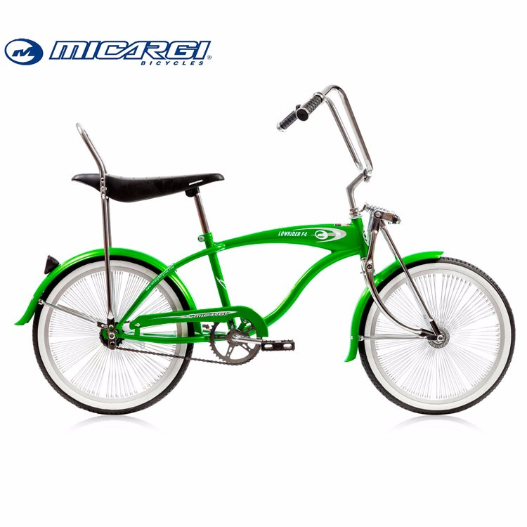 Micargi 20 Inch High Rise Bar Lowrider Bicycle F4 Wholesale Cruiser Bike -  Buy Lowrider Bike For Sale,Kids Lowrider Bikes,Cruiser Bike Product on
