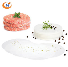 Fulton Custom Non-stick Freeze <span class=keywords><strong>Vet</strong></span> Proof Boter Vlees <span class=keywords><strong>Burger</strong></span> Inpakpapier