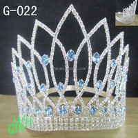 Wholesale new arrival fashion Queen crown for pageants,wedding tiara
