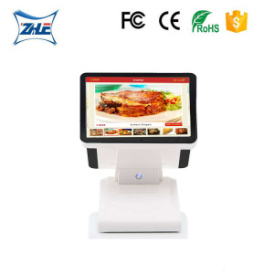 9.7 Inch IPS 1024*768 4:3 second screen LCD Monitor HOT SALE POS System