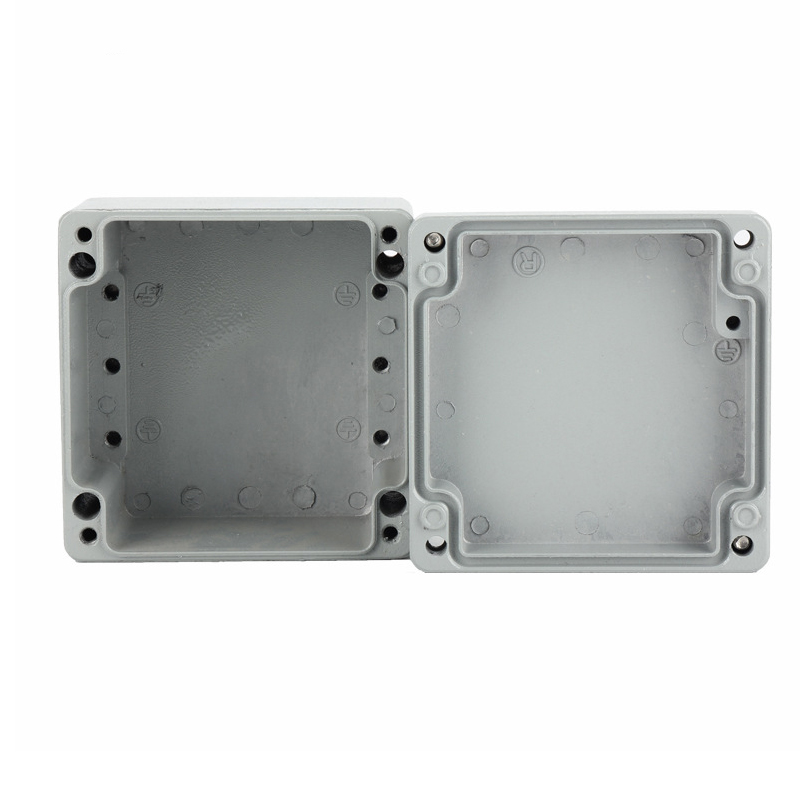 IP67 More popular electrical pvc junction boxes Die Cast Hinged Waterproof Aluminum box